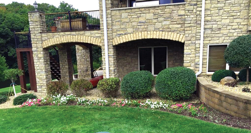 Country Club Lawn Care & Landscape offers landscape design, build, and installation services for residential and commercial properties.