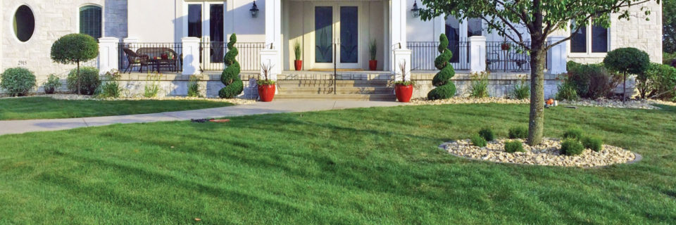 Country Club Lawn Care & Landscape Slide 2